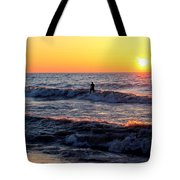 Surf's Up Grand Bend Tote Bag