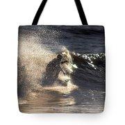 Surfs Up In Socal Tote Bag