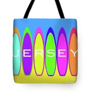 Surfs Up - Jersey Tote Bag