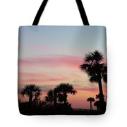 Surfside Sunset Tote Bag