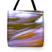 Surging Currents Tote Bag