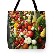 Surin Elephant Buffet Tote Bag