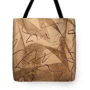 Surpassed Time Tote Bag
