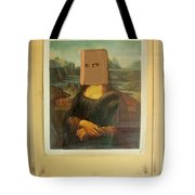 Surprise Attraction Tote Bag