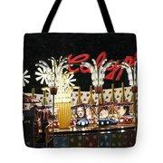 Surreal Carnival Tote Bag