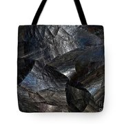 Surreal Dimension Tote Bag