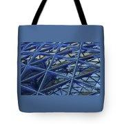Surreal Dome Glass Tote Bag