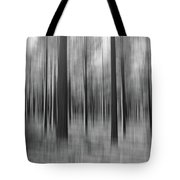 Surreal Forest Abstract. Tote Bag