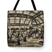 Surreal Gardens Tote Bag