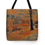 Surreal Langan Park 2 - Mobile Alabama Tote Bag