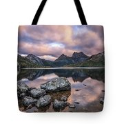 Surreal Majesty Tote Bag
