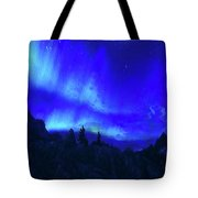 Surreal Nights Tote Bag