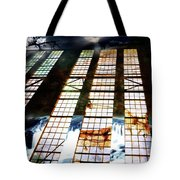Surreal Nightscape Tote Bag
