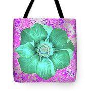 Surreal Poppy  Tote Bag