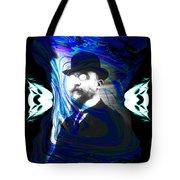Surreal Satie, The Velvet Gentlemen Tote Bag