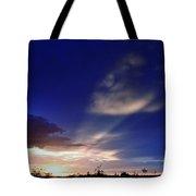 Surreal Sky-escape Tote Bag