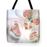 Surrealism Examined Tote Bag