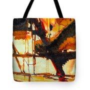 Surrealism In Nature Tote Bag