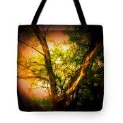 Surrealism Scenery Tote Bag