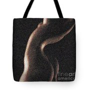 Surrealism Today Torso Tote Bag