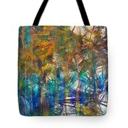 Surrender To The Light Tote Bag