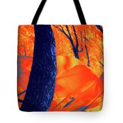 Surrounded 10 Tote Bag