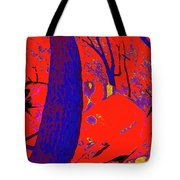 Surrounded 6 Tote Bag