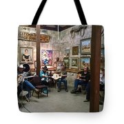 Surrounded By Art Tote Bag