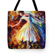 Surrounded By Music Tote Bag