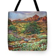 Surrounded By Sedona Tote Bag
