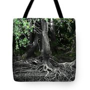 Survival Of The Fittest Tote Bag