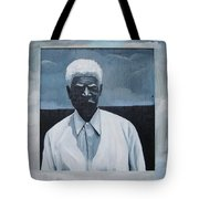 Survivor James Tote Bag
