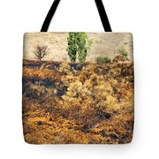 Survivors - After The Fire Tote Bag