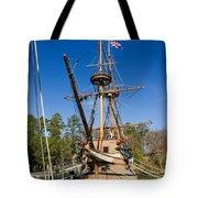 Susan Constant Replica Tote Bag