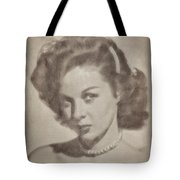 Susan Hayward, Actress Tote Bag