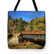 Susan River Bridge On The Bizz Tote Bag
