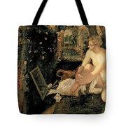 Susanna Bathing Tote Bag