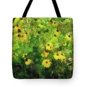 Susan's Field Tote Bag