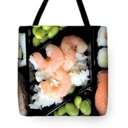 Sushi Day Tote Bag
