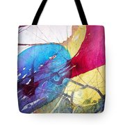 Sushi On Pluto Tote Bag