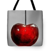 Suspended Cherry Tote Bag