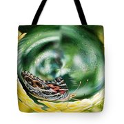 Suspended In Time Tote Bag