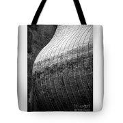 Suspended Wave Tote Bag