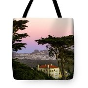 Sutro Heights Park View Tote Bag