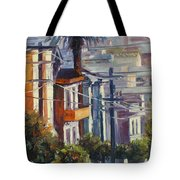 Post Street Tote Bag