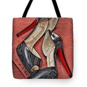 Suzette Loves Her Louboutins Tote Bag