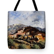 Suzette Provence  Tote Bag