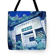 Suzhou Rooftop Tote Bag