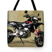 Suzuki Race Motorcycle. 387. Tote Bag
