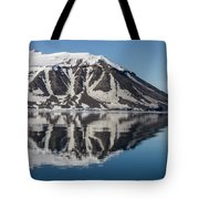 Svalbard Reflection 2 Tote Bag